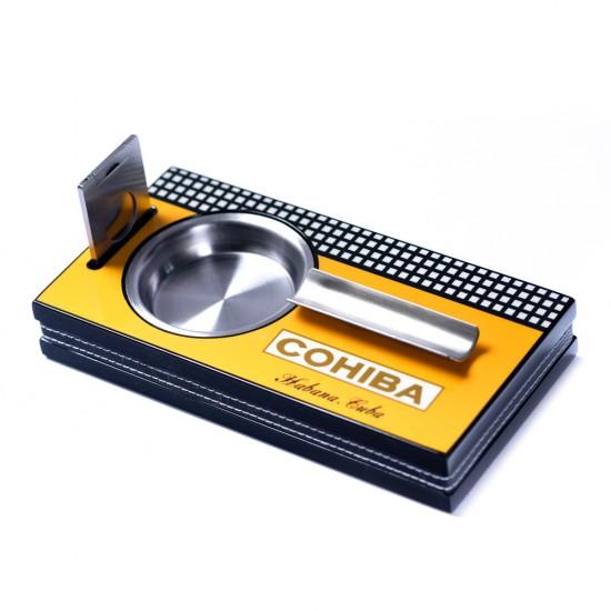 Scrumiera Dreptunghiulara + Cutter Cohiba SH-1158CO