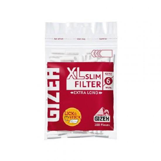 Gizeh Slim Filters XL (100)