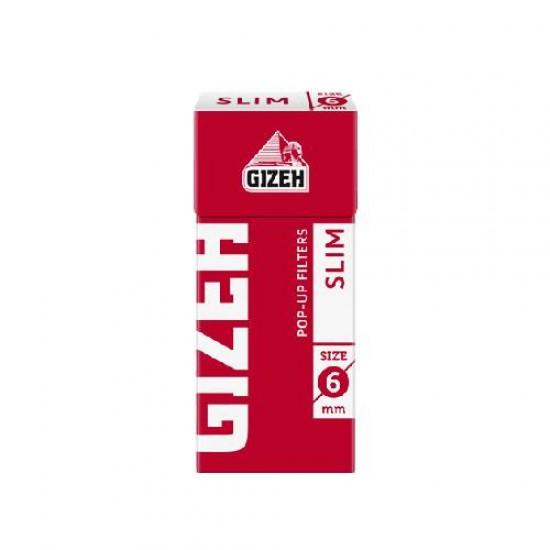 Gizeh Slim Pop-Up Filter (102)