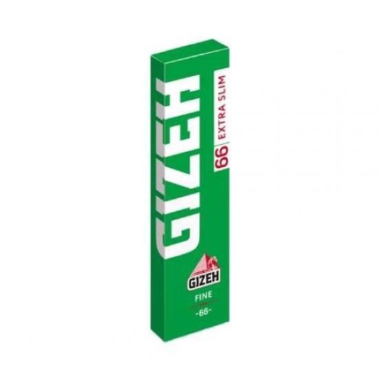 Gizeh Fine Extra Slim Cut Corners (66)