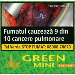 Tigari de Foi Villiger Green Mini Filter (10)