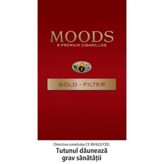 Tigari de Foi Moods Gold Filter (5)