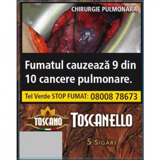 Tigari de Foi Toscanello Regular (5)