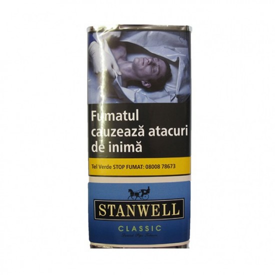 Tutun de pipa Stanwell Classic (50g)