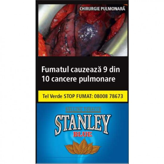 Tutun de rulat Stanley Twist Blue (35g)