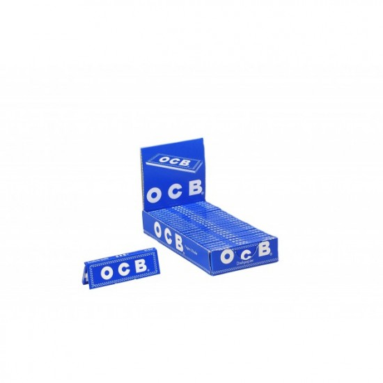 OCB Foite Standard Blue 70 mm