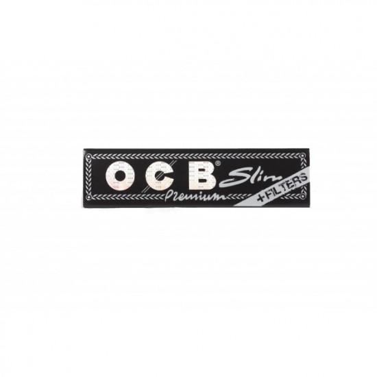 OCB Foite Slim + Filtre 110 mm