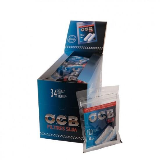 OCB Filtre Slim 6mm (120)