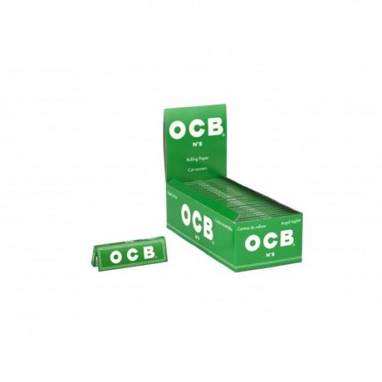 OCB Foite Standard No. 8 70 mm