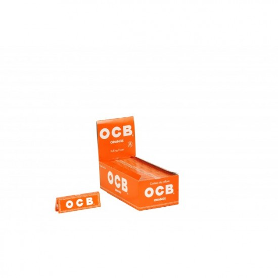 OCB Foite Standard Orange 70 mm