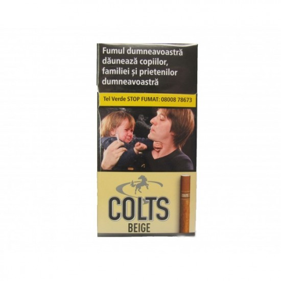 Tigari de Foi Colts Filter Beige (10)