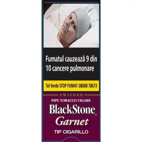 Tigari de Foi BlackStone Tip Cigarillos Garnet (5)