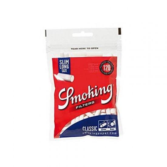 Smoking Filters Classic Slim Long (120)