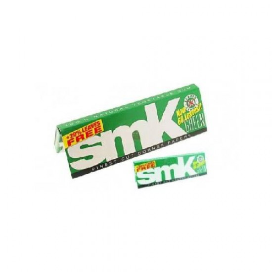 SMK Regular Green (60)