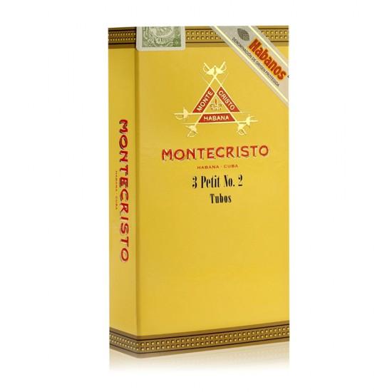 Trabucuri Montecristo Petit No. 2 (3)