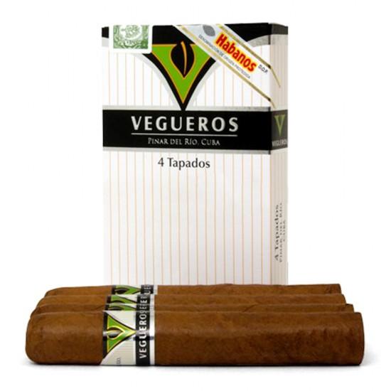Trabucuri Vegueros Tapados (4)