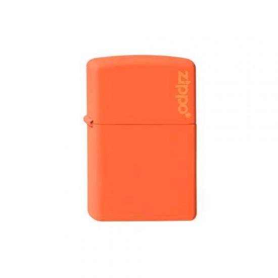Bricheta Zippo Orange matte L (231)