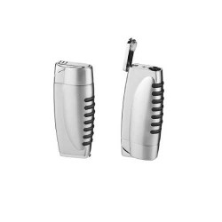 Bricheta Eurojet Lifestyle Lighter (chrome matt)