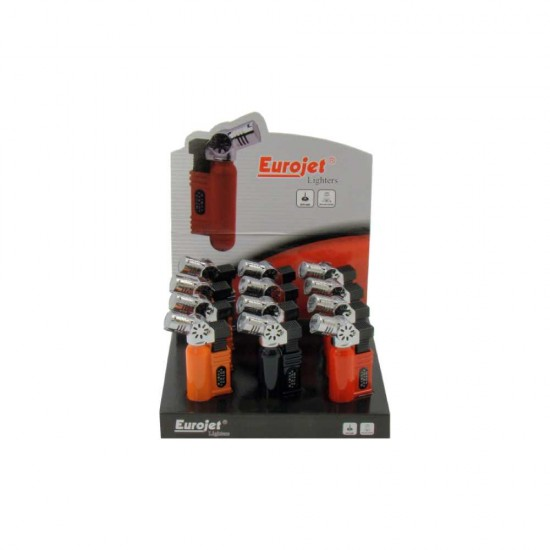 Bricheta Eurojet Lighter Metaltorch (3 colors)