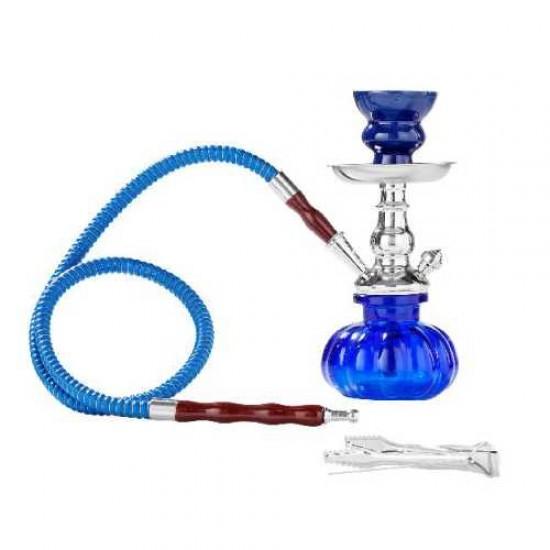 Dreamliner Shisha (blue) 1 hose 23cm