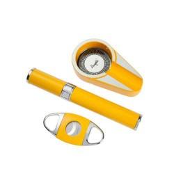 Angelo Cigar Set (yellow)