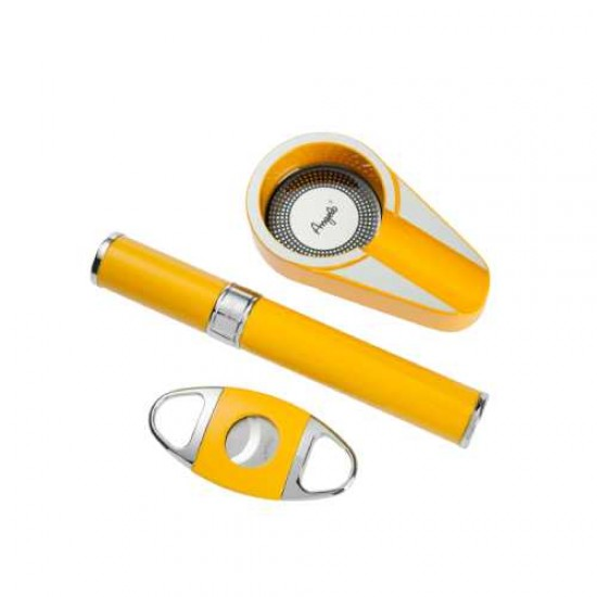 Angelo Cigar Set (yellow)