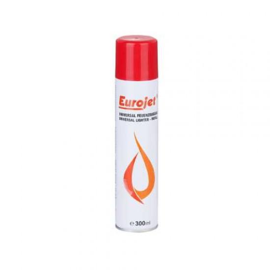 Gaz pentru brichete - Eurojet 300 ml