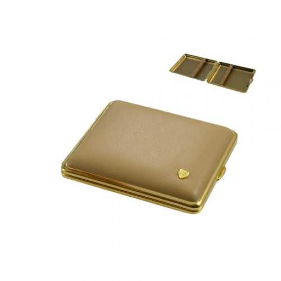 Cigarette Case (nude leather) 20pcs