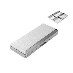 Tabachera Angelo Cigarette Case (alb)