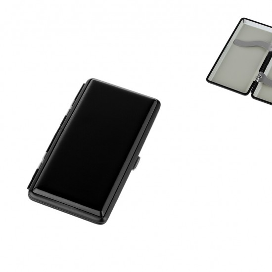 Tabachera Angelo Cigarette Case 110mm (negru)
