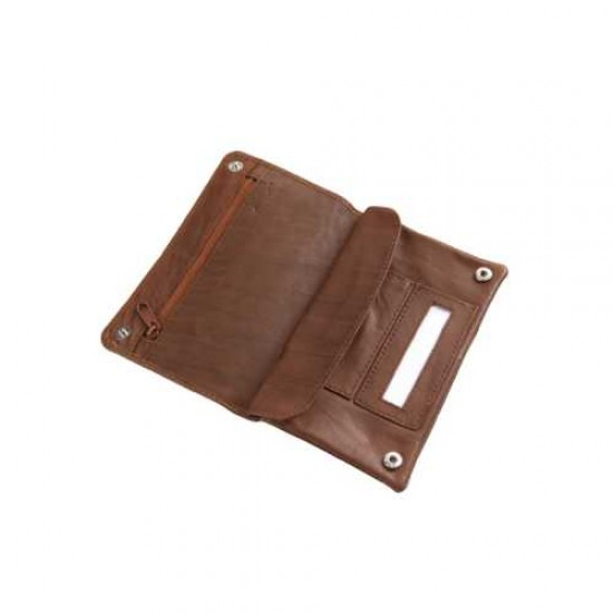 Angelo RYO pouch (leather brown)