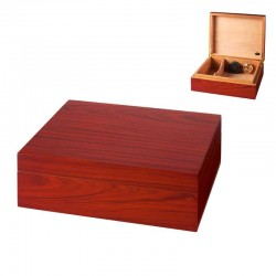 Angelo Humidor Brown