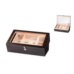 Angelo Humidor 34,6x21,5x16,8cm w window