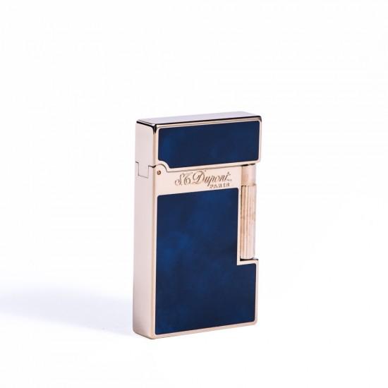 Bricheta S.T. Dupont L2 Dark Blue Lacquer