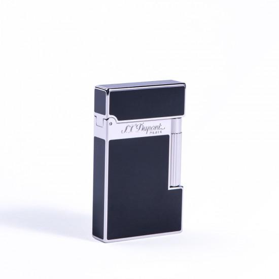 Bricheta S.T. Dupont L2 Palladium Black Lacquer