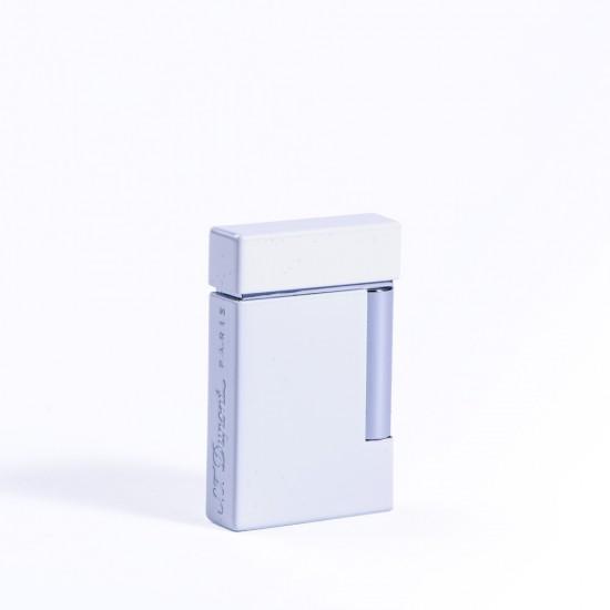 Bricheta S.T. Dupont L8 White Lacquer