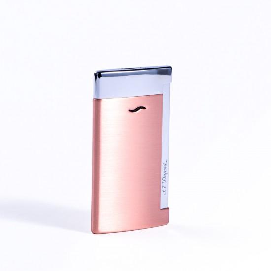 Bricheta S.T. Dupont Slim 7 Brushed Pink