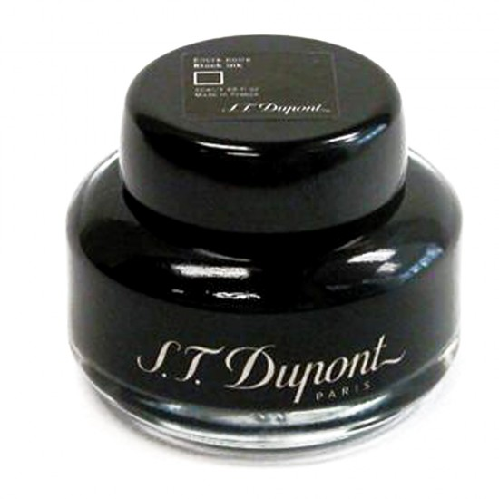 Ink Round Bottle Black