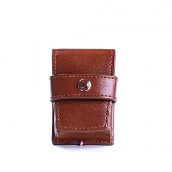 Etui Bricheta Line D Brown Cover L2