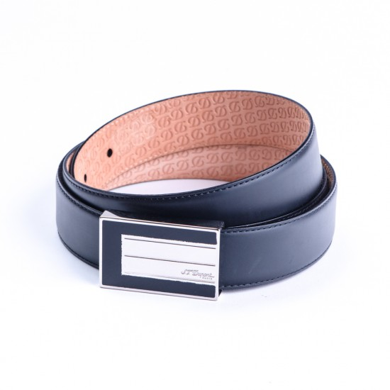 Curea Traditional Black Lacquer Buckle 511958