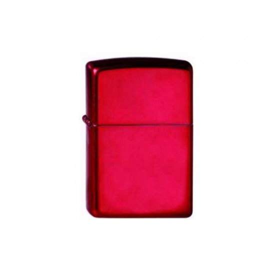 Bricheta Zippo Candy Apple Red