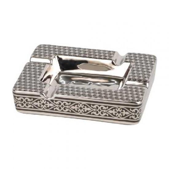 Scrumiera Cigar Ashtray Ornaments Silver