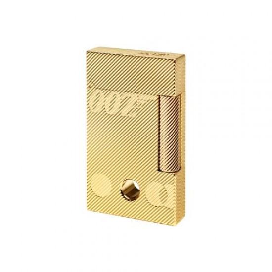 Bricheta S.T. Dupont S.T. Dupont L2 Gold James Bond 007 Hole