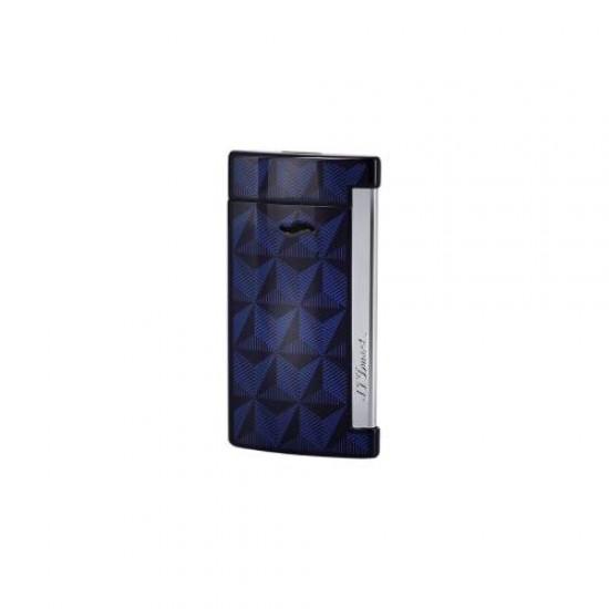 Bricheta S.T. Dupont Slim 7 Graphic Head Blue