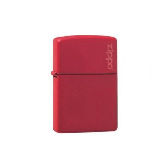 Bricheta Zippo Red Logo