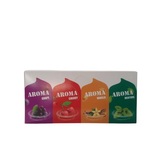 Aroma Flavor Card 4 Mixes (50)