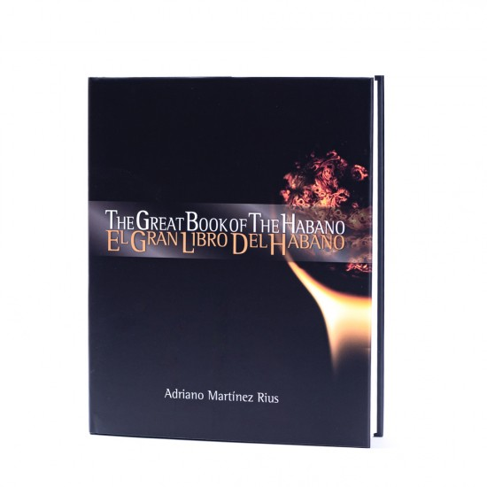 Carte Great Book of Habano