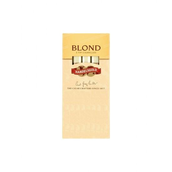 Tigari de foi Handelsgold Tip Blond (5)