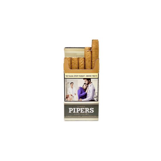 Tigari de foi Pipers Club Classic (10)